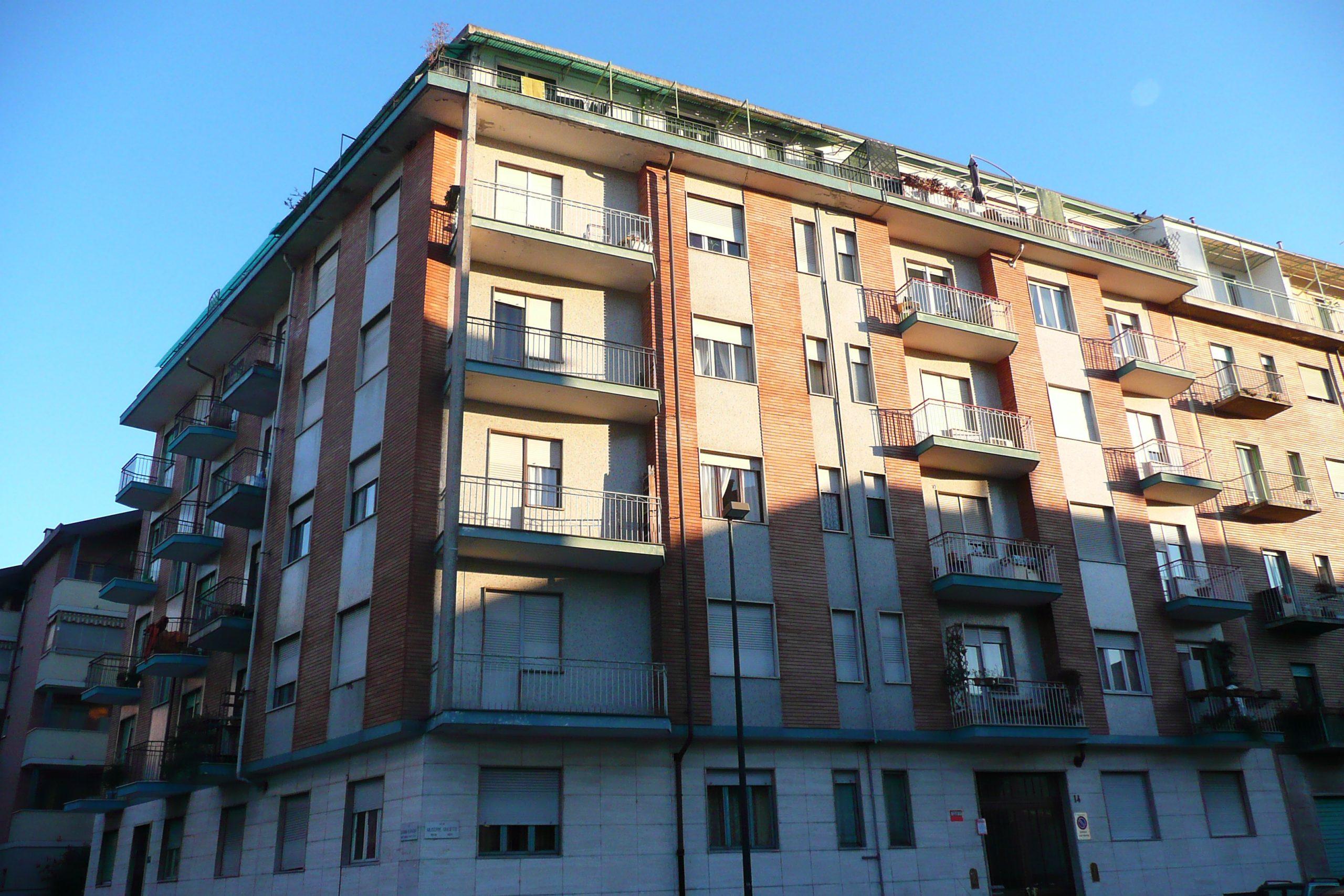 Torino, Via Giulietti 14.