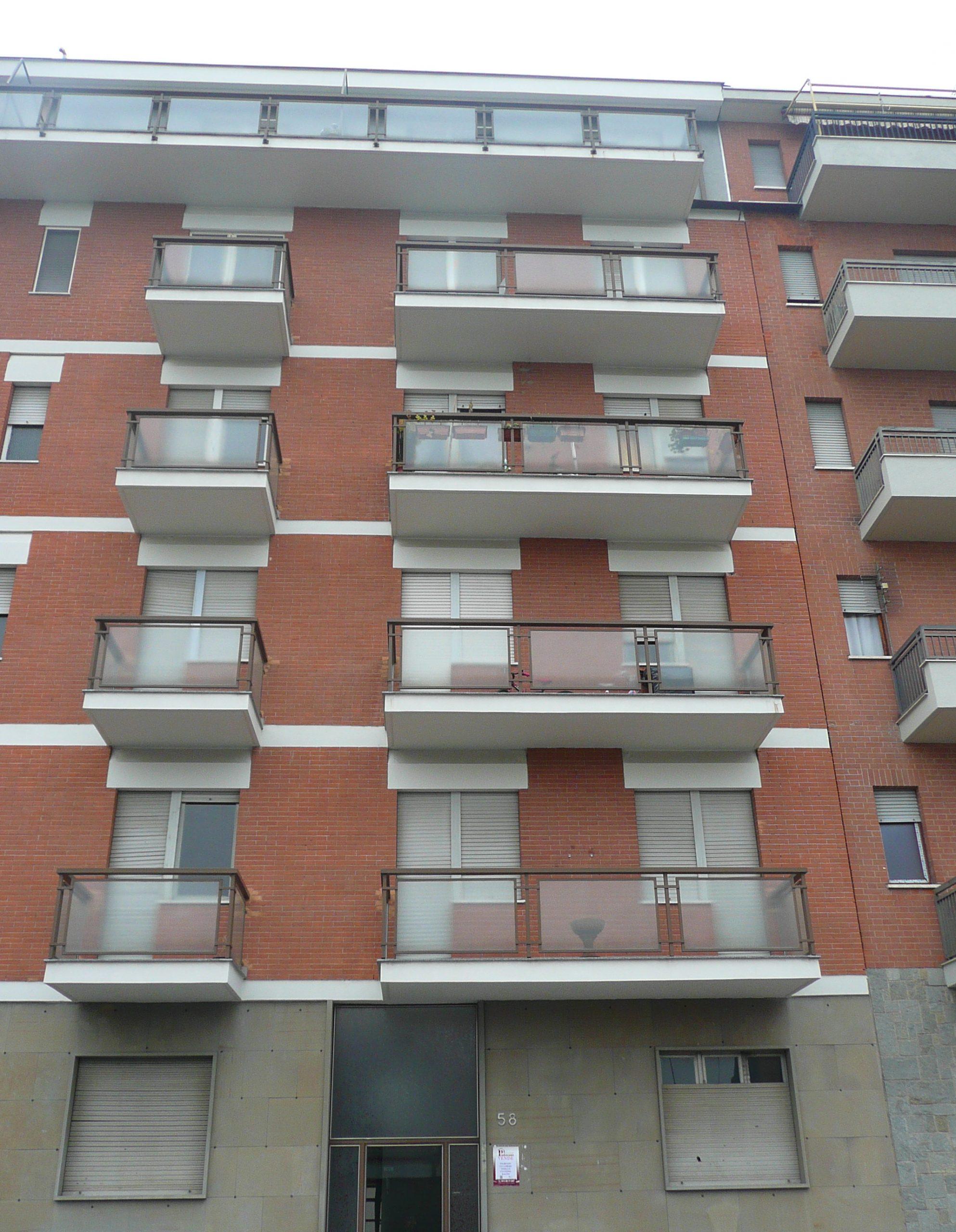 Torino, Via Bard 58.