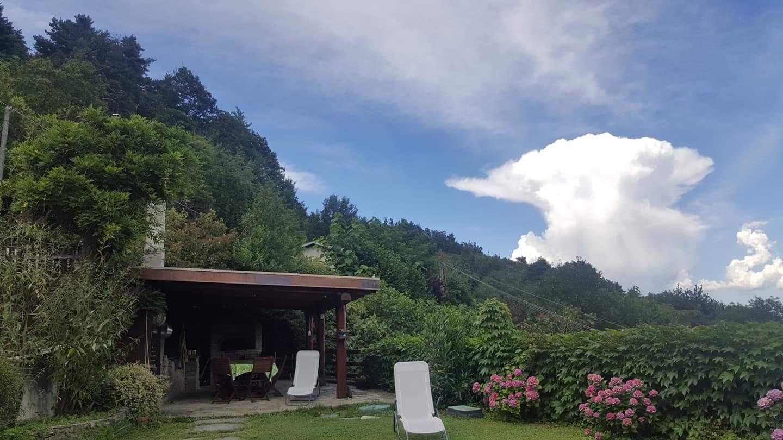 Porzione di bifamiliare a Cantalupa con giardino e terrazzo